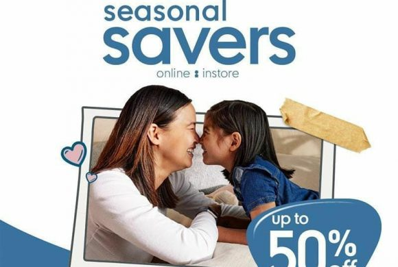 SAVE UP TO 50% OFF with Mothercare Seasonal Savers