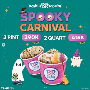 Hello #BR Lovers! Spooky october is come 😯